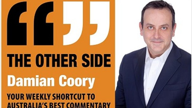 Damian Coory The Other Side