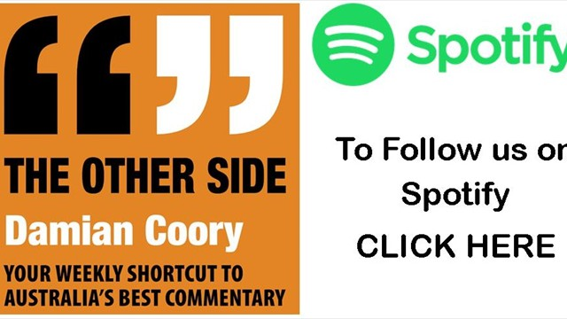 Damian Coory The Other Side Spotify