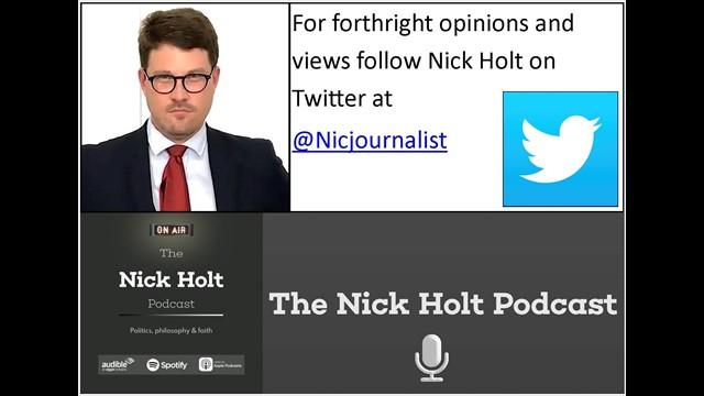 Nick Holt Podcast A