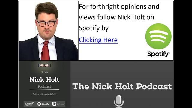 Nick Holt Podcast C
